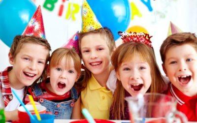 Αθλητικά Πάρτι Γενεθλίων για τους μικρούς μας φίλους!!!